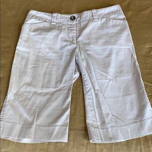 Burberry Bermuda khaki shorts